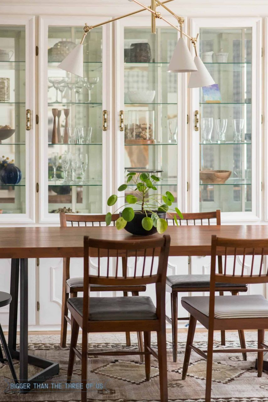 Modern Formal Dining Room Updates Traditional Inspiration White