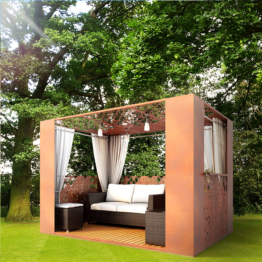 Modern Gazebo And Garden Buildings Direct I Custom Designs