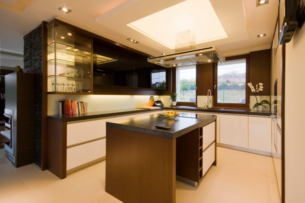 Modern Kitchen Ceiling Lighting Ideas Home Decorations Insight