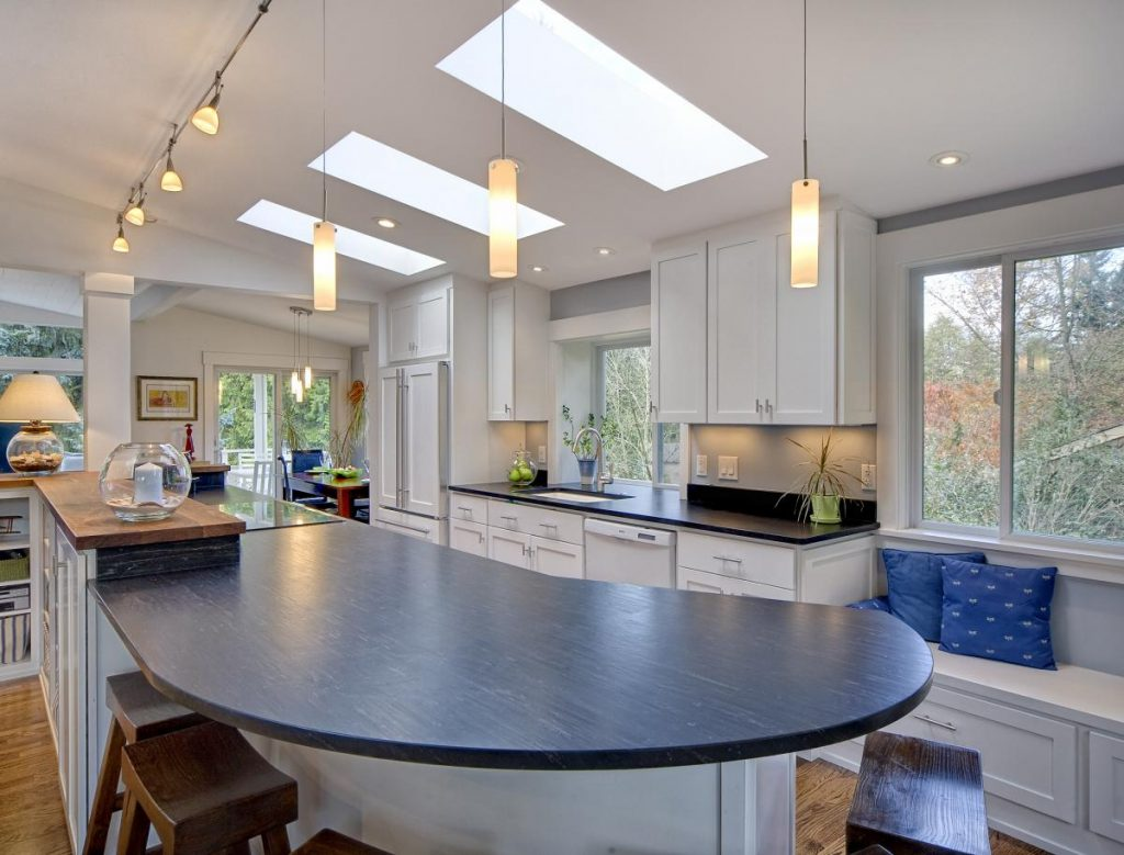 Modern Kitchen Track Lighting Lighting Designs Ideas Kitchen