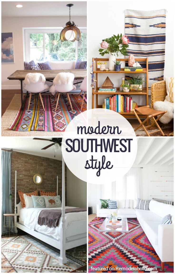 Modern Southwestern Style Inspiration And Tips Tips And Tricks For