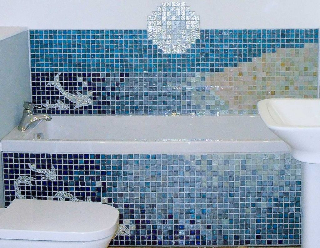 Mosaic Bathroom Tiles Design Ideas Aricherlife Home Decor