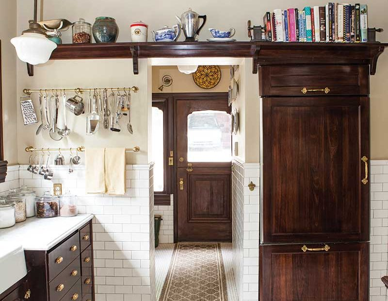Must See Kitchen Renovation 1930s Style The Cottage Journal