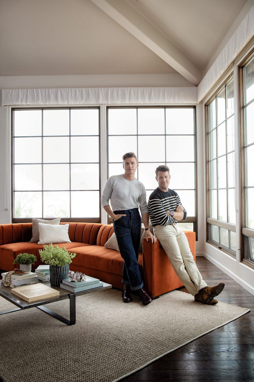Nate Berkus Jeremiah Brent For Living Spaces Furniture People