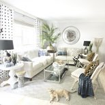 Neutral Living Room With A Boho Touch Cuckoo4design