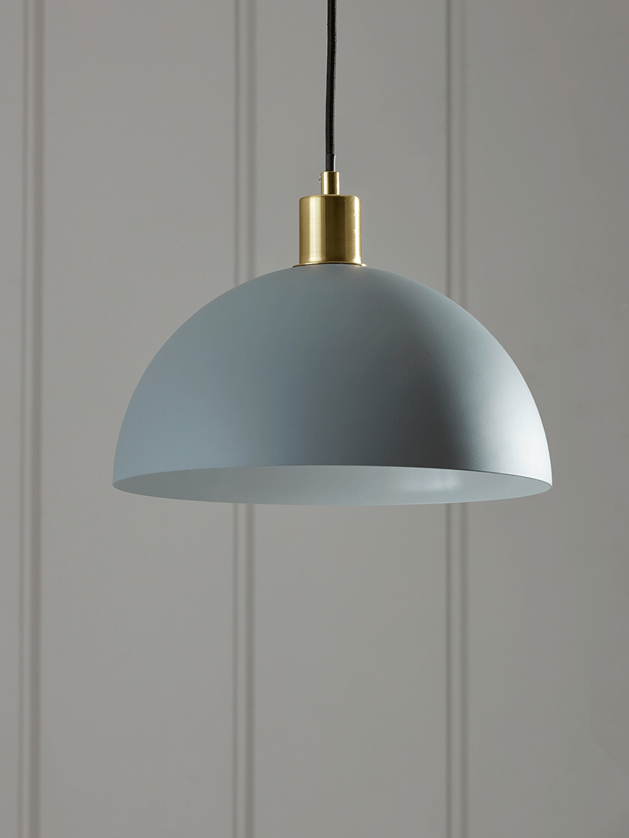 New Oversized Frosted Glass Brass Pendant In 2019 Cox Cox