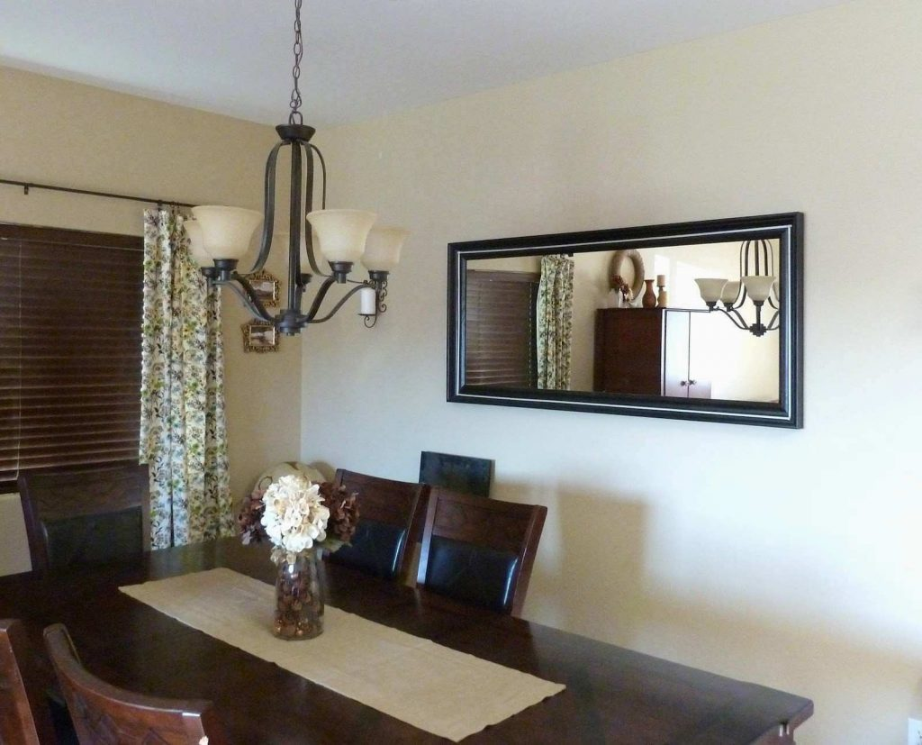 New Wall Mirror For Dining Room Joseph