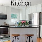 Small White Kitchen Countertops