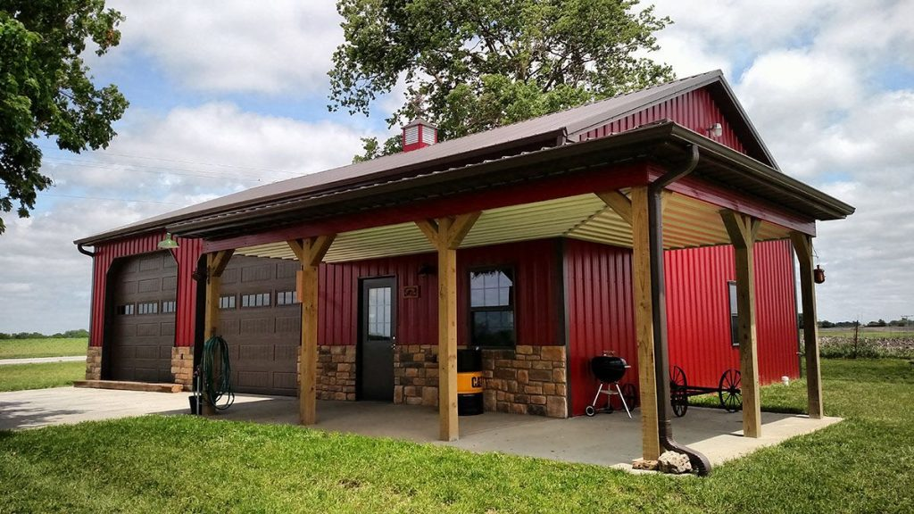 Outbuildings Kansas City Farm And Home Structures Furniture