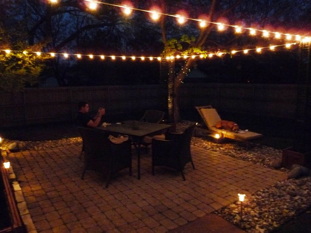 Outdoor Lighting Ideas For Patios The New Way Home Decor Patio