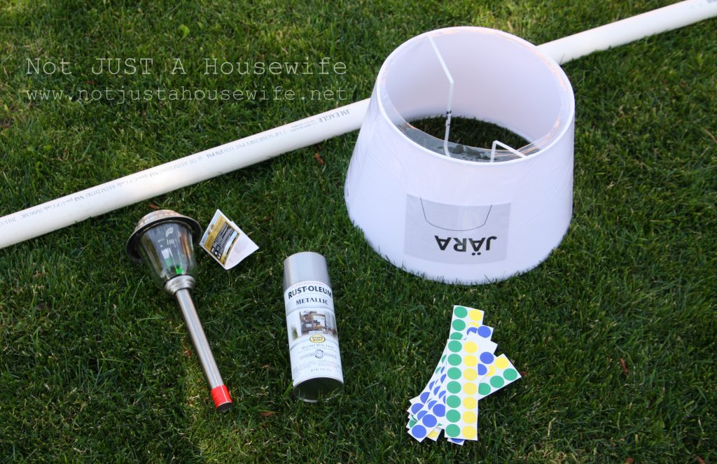 Outdoor Solar Lamp Tutorial Stacy Risenmay