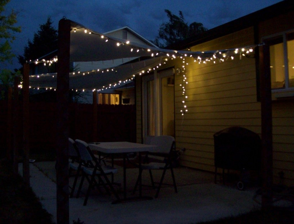 Outdoor String Lights Patio Ideas The New Way Home Decor Patio