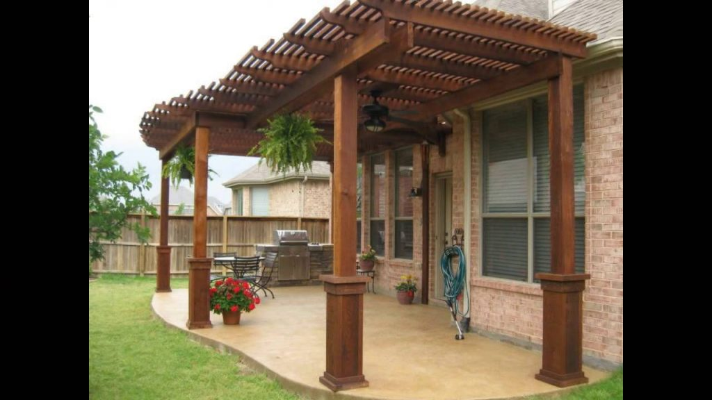 Patio Cover Designs Wood Patio Cover Designs Free Standing Patio