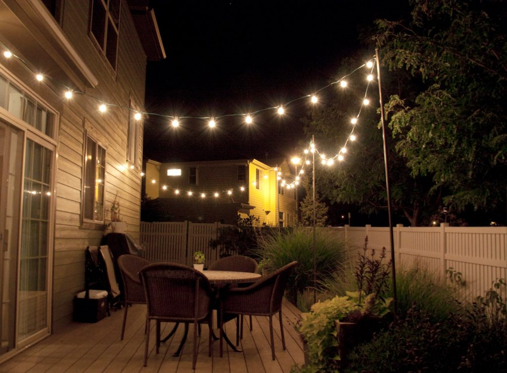Patio String Lighting Ideas The New Way Home Decor Patio