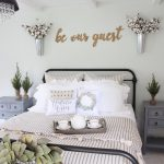 Farmhouse Guest Bedroom Ideas