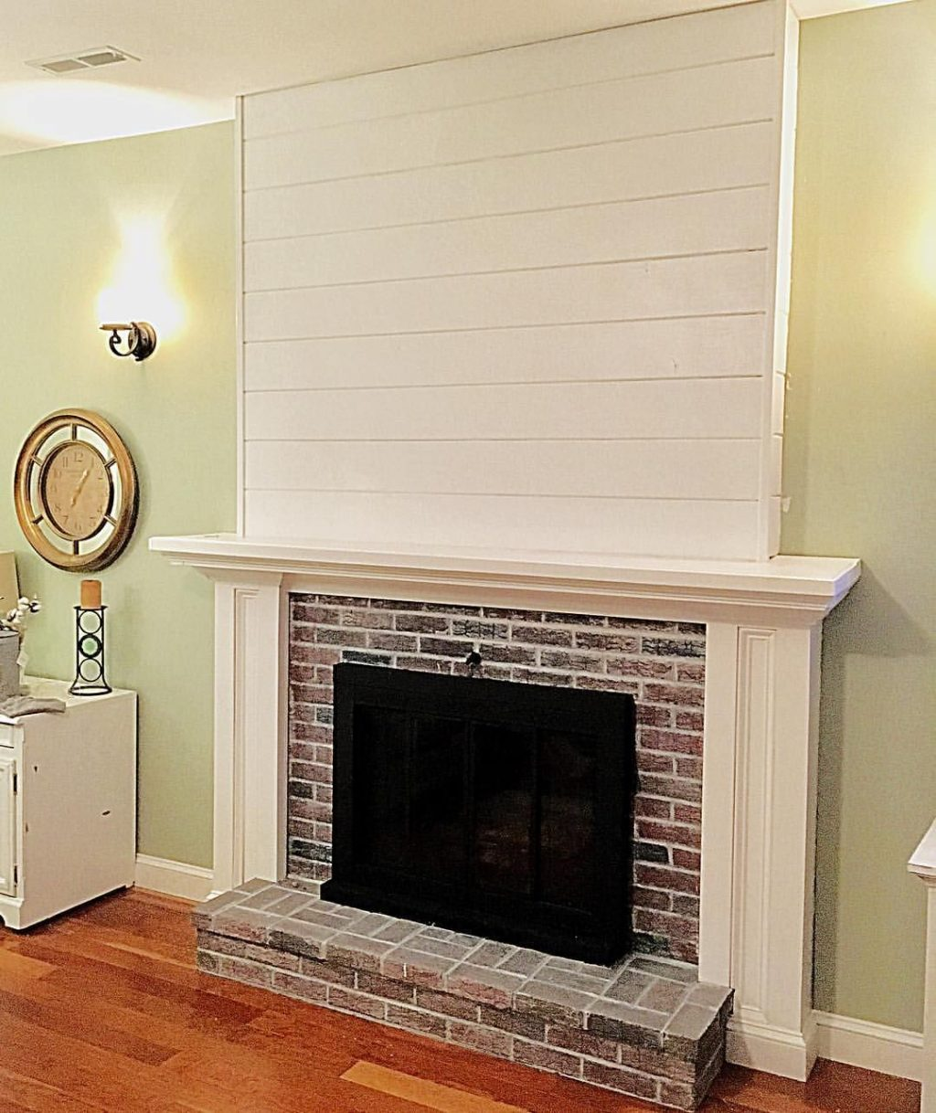 Pin Rebecca Sheerin On New House Ideas In 2019 Brick Fireplace