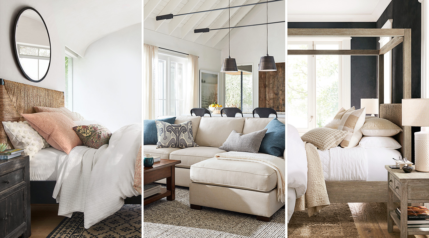 Pottery Barn Color Collections Brought To You Sherwin Williams