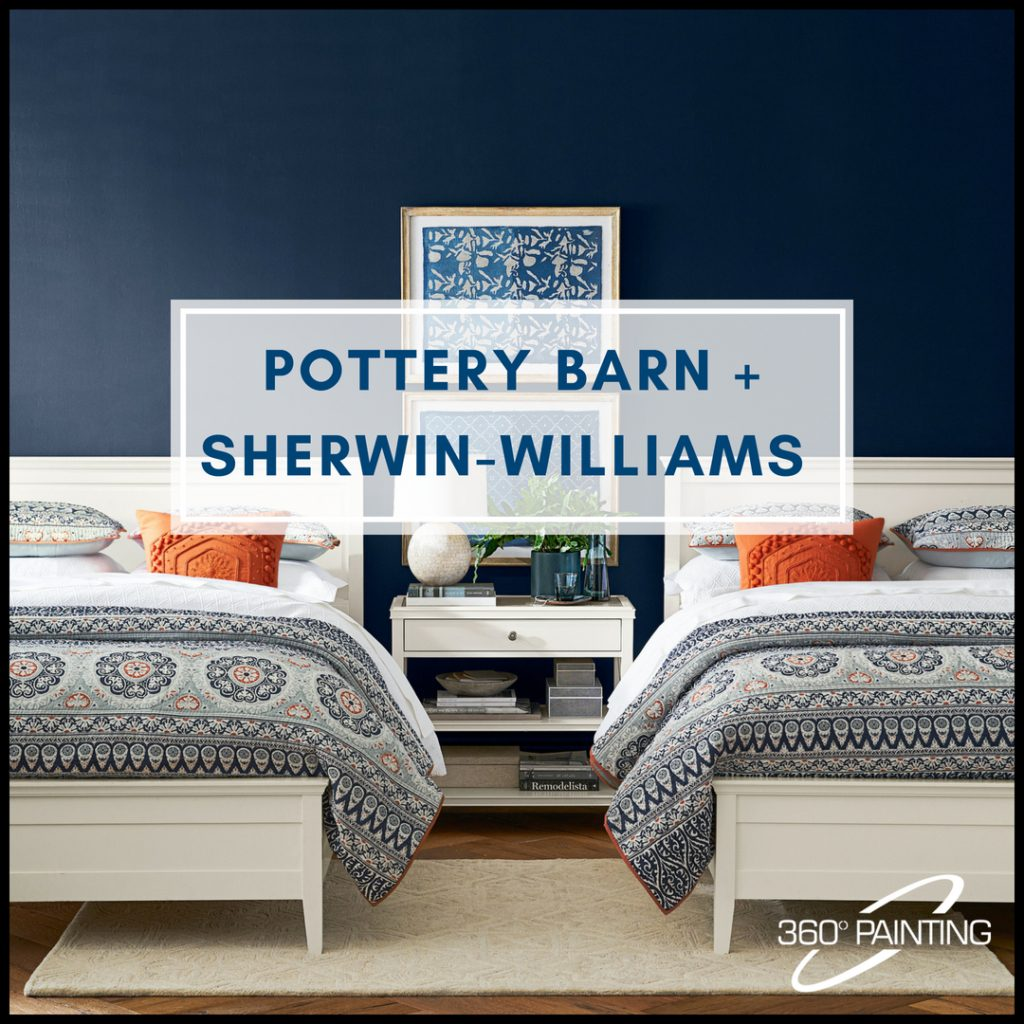 Pottery Barn Sherwin Williams 360 Painting Ca Blog