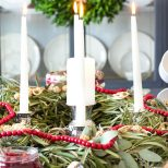 Put Together A Swedish St Lucia Inspired Table Discover
