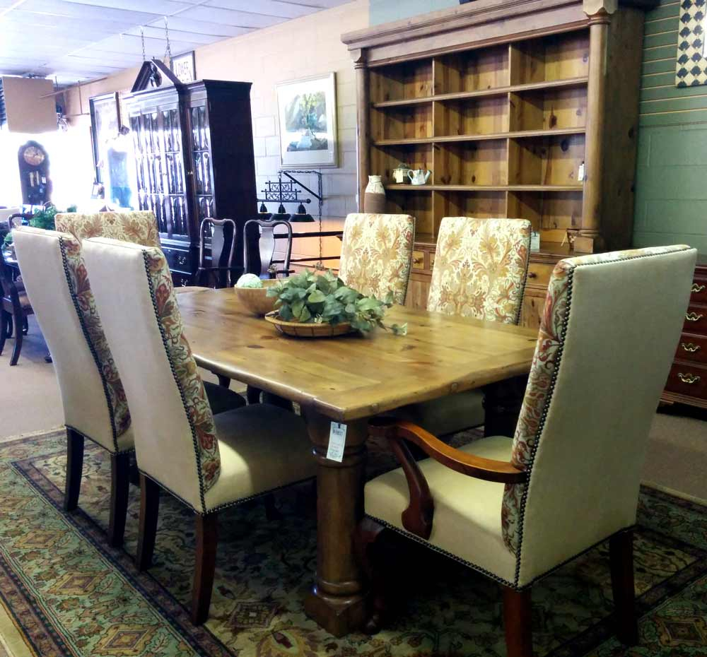 Ralph Lauren Henredon Dining Room Set Consignment Gallery