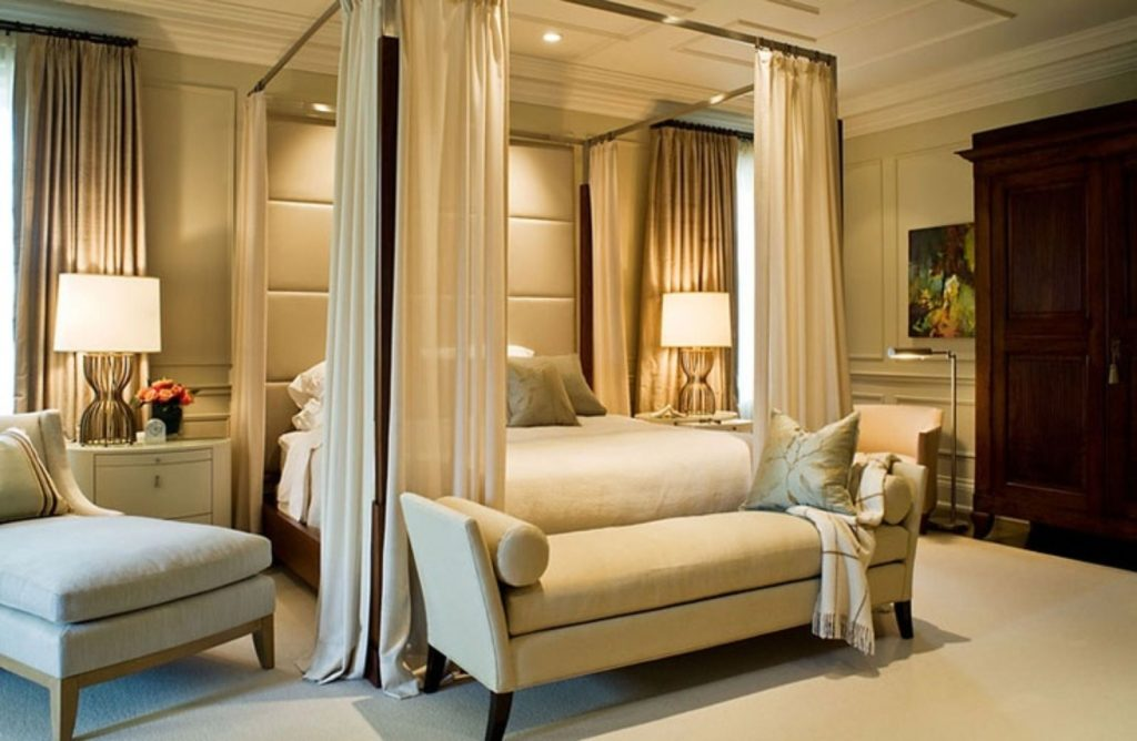 Romantic Traditional Master Bedroom Ideas Alanlegum Home Design