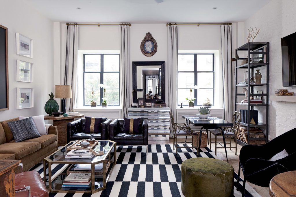 Room Breakdown Nate Berkus Former Manhattan Townhouse Rue
