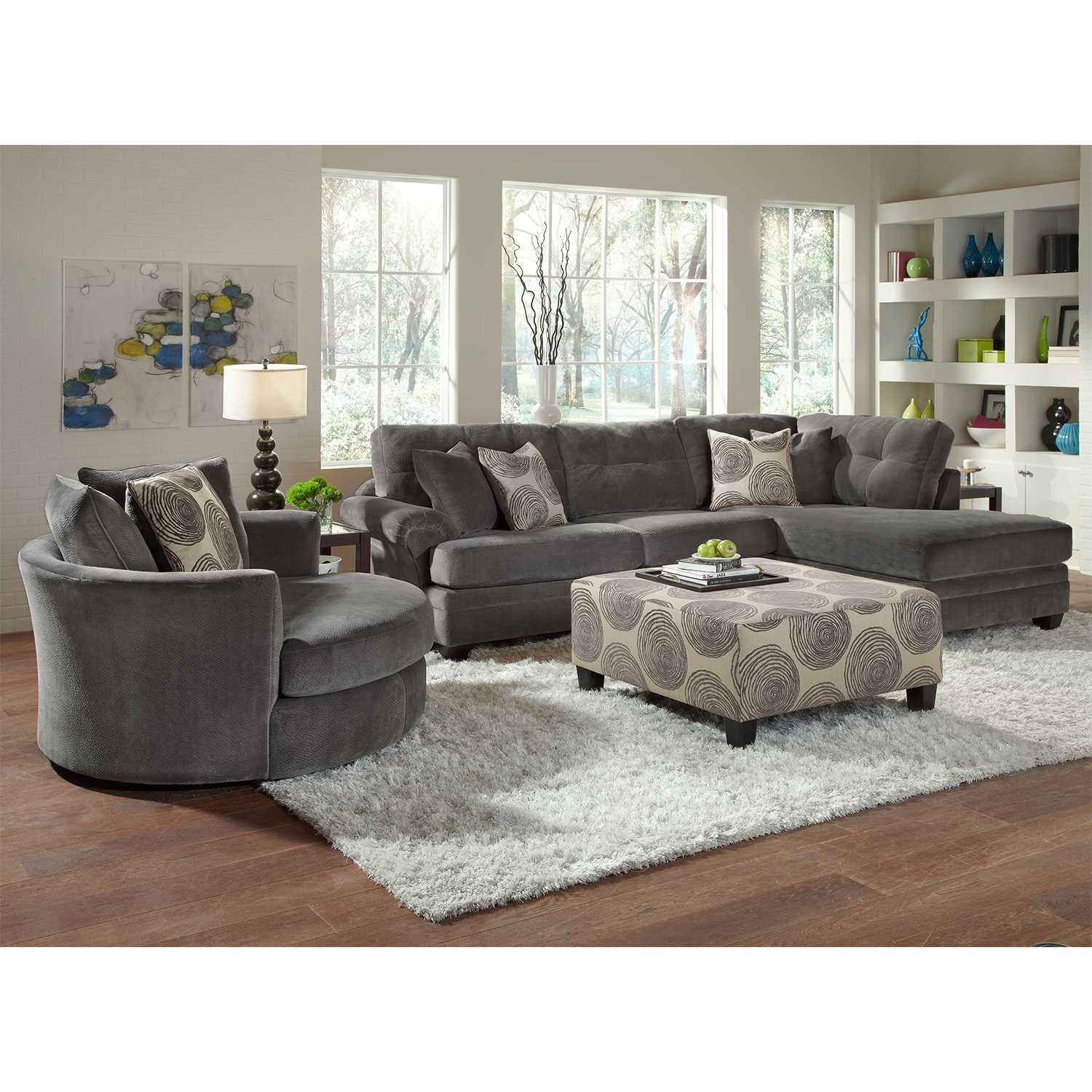 Rooms Go Living Room Furniture Trends Including Outstanding