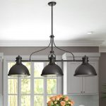 Industrial Kitchen Ceiling Light
