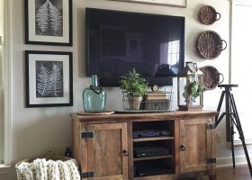 Vintage Rustic Living Room Ideas