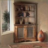 Rustic Corner China Cabinet Paristriptips Design Best And