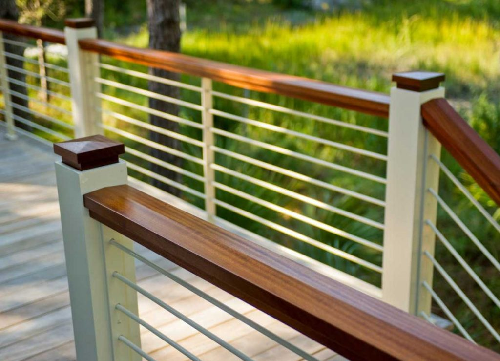 Rustic Deck Railing Ideas And Luxury Rustic Deck Railing Ideas