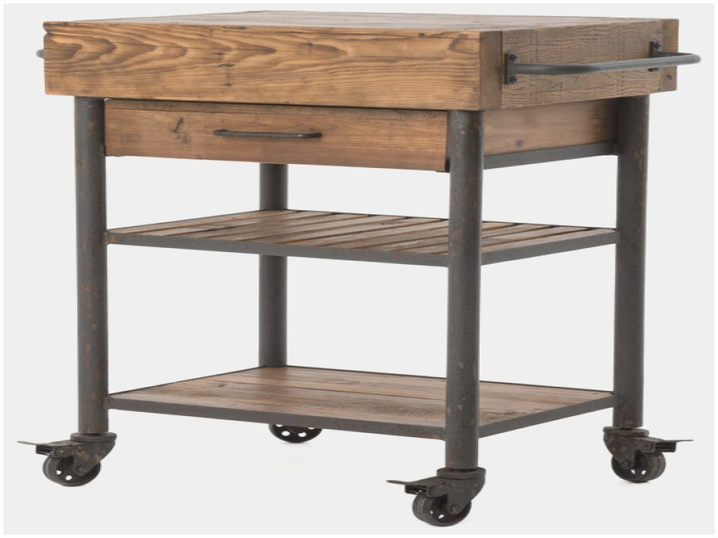 Rustic Kitchen Cart Island Best Of Kershaw Rustic Reclaimed Wood