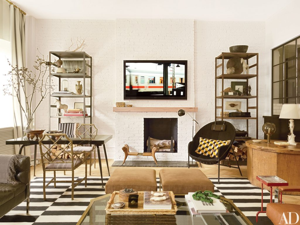 See How Designer Nate Berkus Renovated His Home In New York City