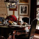 Ralph Lauren Dining Room