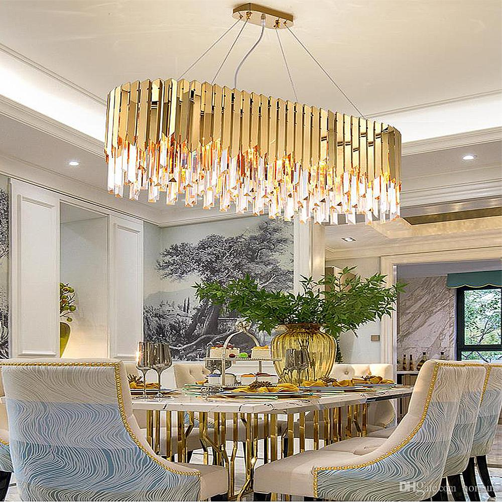 Simple Atmosphere Living Room Chandelier Restaurant Bedroom