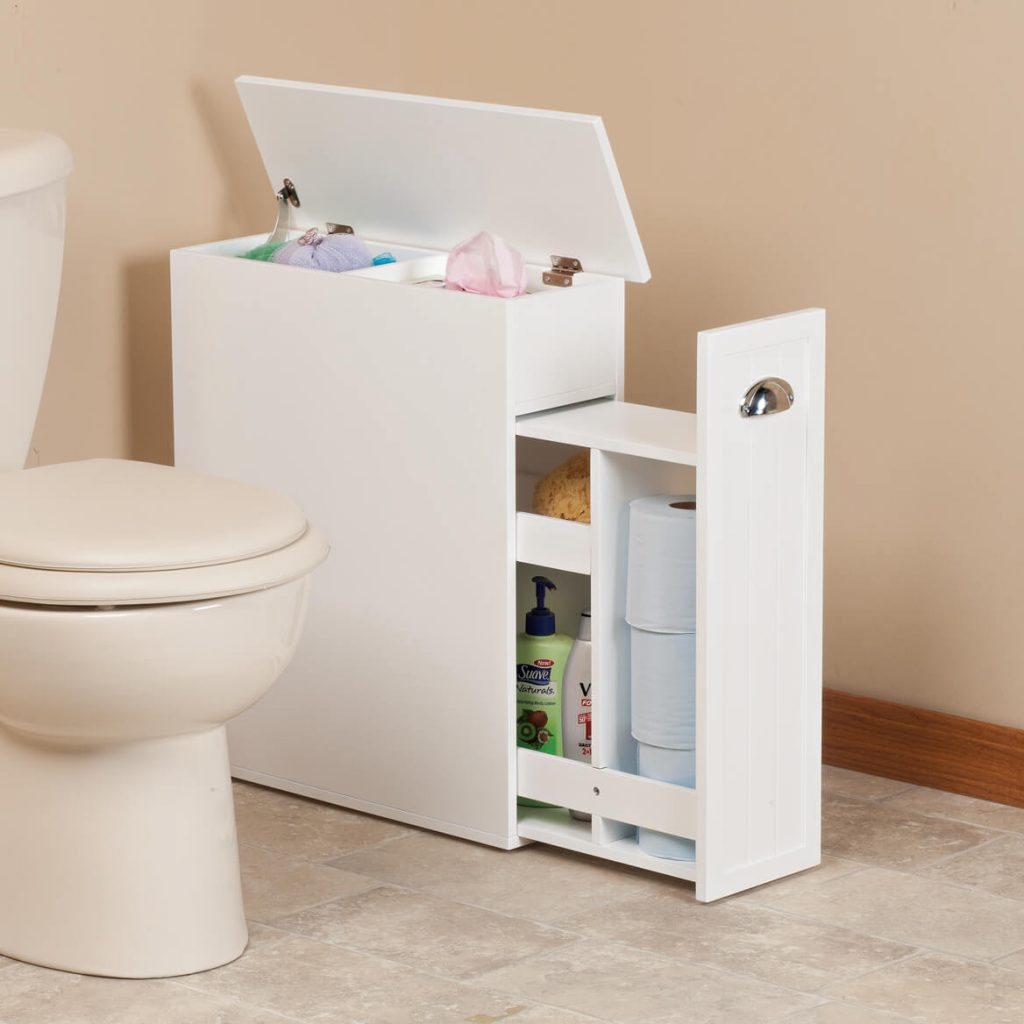Slim Bathroom Storage Cabinet Oakridge Slim Cabinet Walter Drake