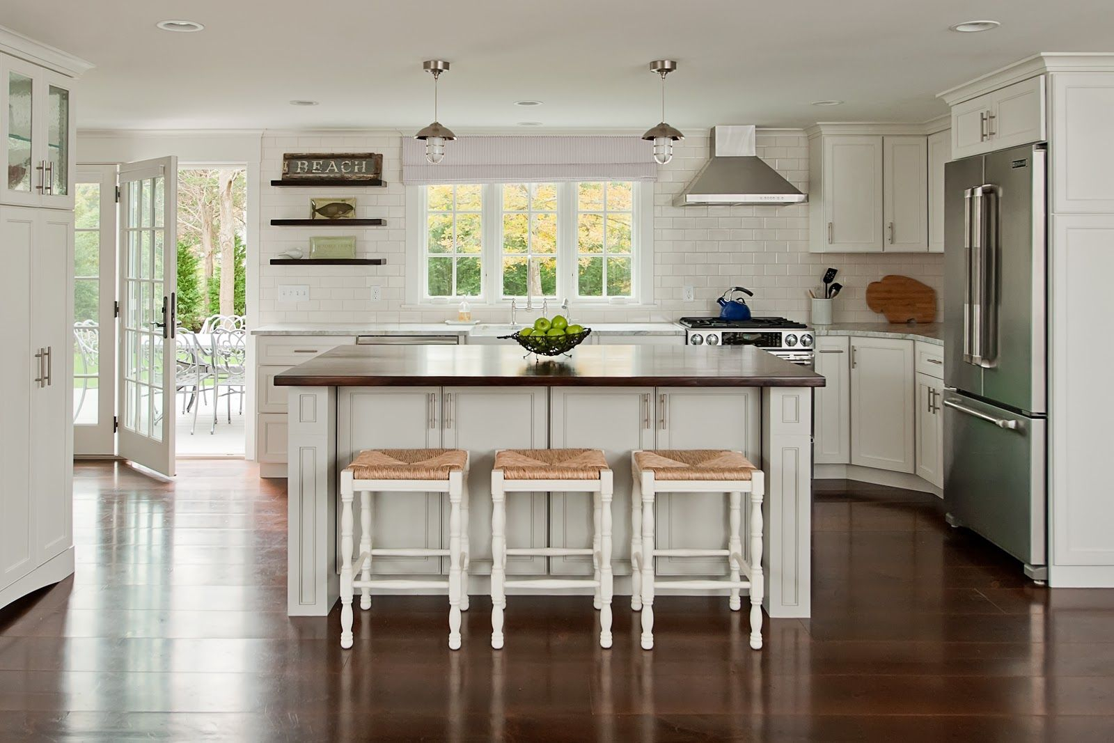 Small Cape Cod Kitchen Ideas White Can Be Very Hot Sprinkle In A