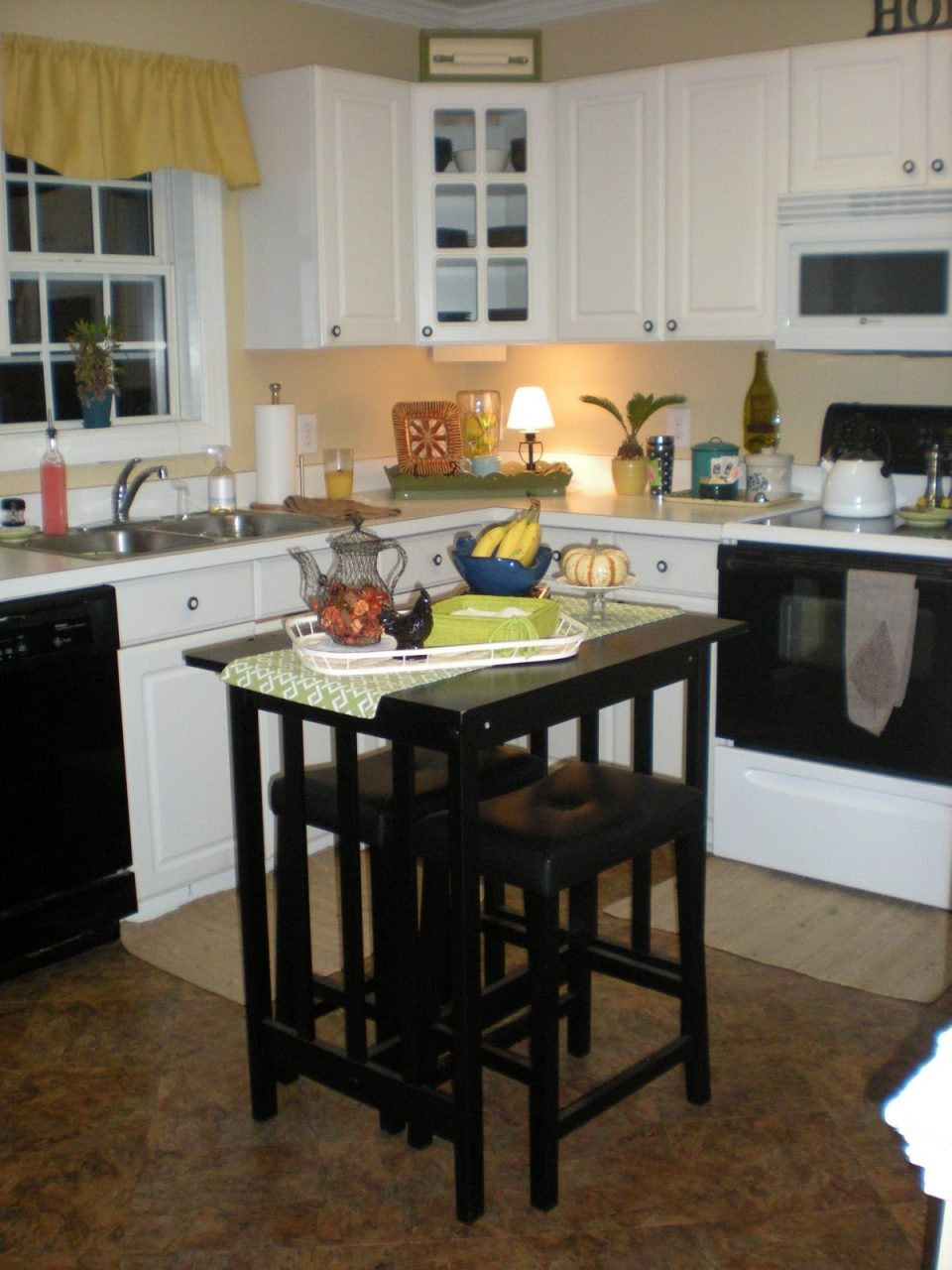 Small Kitchen Island Table Ideas Kitchen Tables Sets Kitchen Table