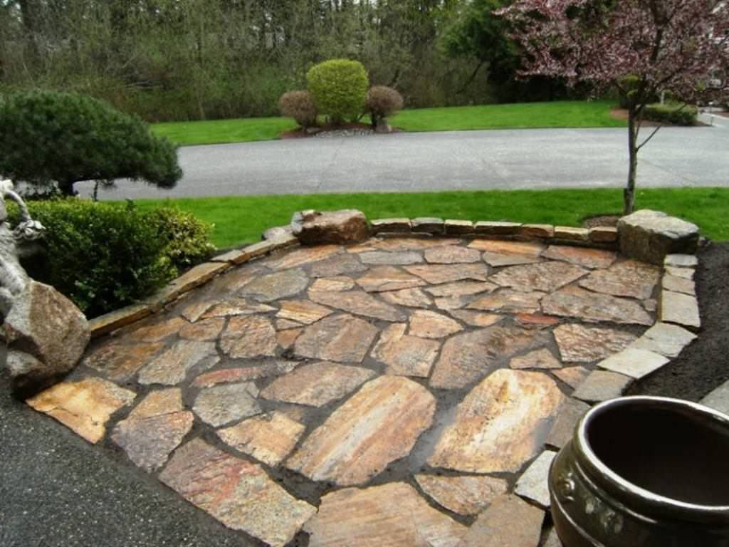 Small Paver Patio Designs Landscaping With Pavers Supplied