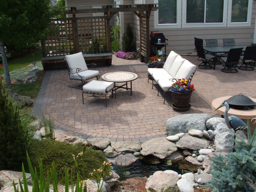Small Paver Patio Ideas Planning Project Design Idea And Decor