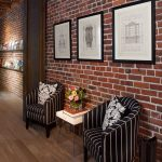 Red Brick Wall Interior Design