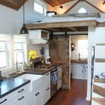 Farmhouse Tiny House Interiors
