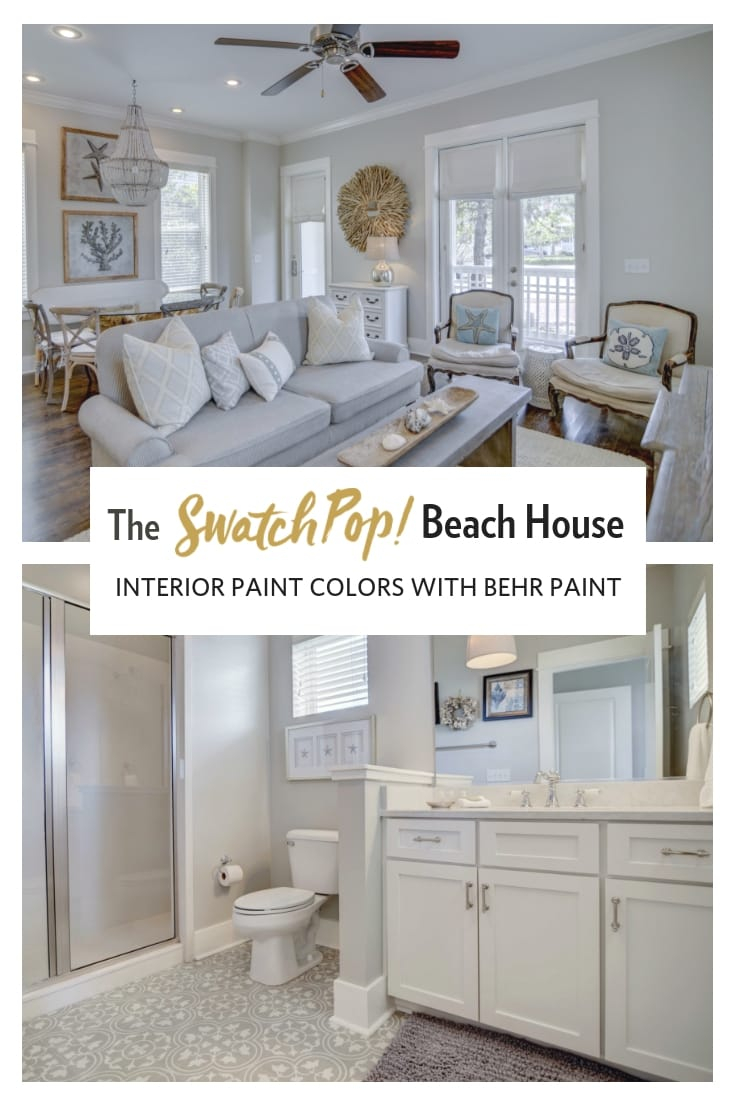 Swatchpop Beach House Renovation Choosing The Best Swatchpop