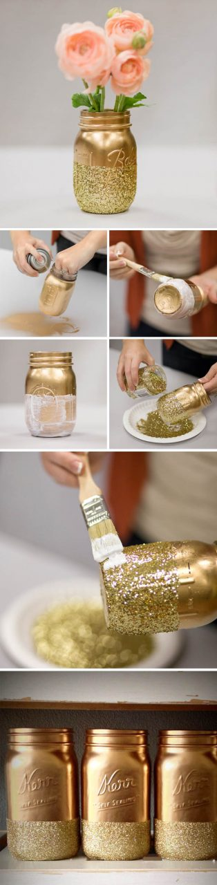 Ten Inspirational Diy Mason Jar Ideas For Weddings