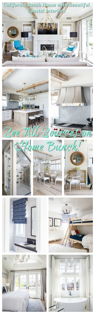 Texas Gulf Coast Beach House Home Bunch Interior Design Ideas