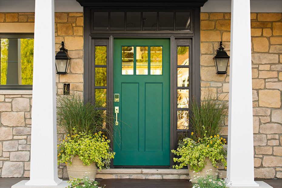 The Dos And Donts Of Choosing A Front Door Color Better Homes