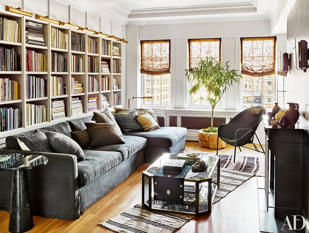 The Living Room In Nate Berkus And Jeremiah Brents New York City