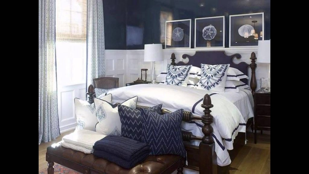 The Loving Navy Blue Bedroom Decorating Ideas On A Budget Bedroom
