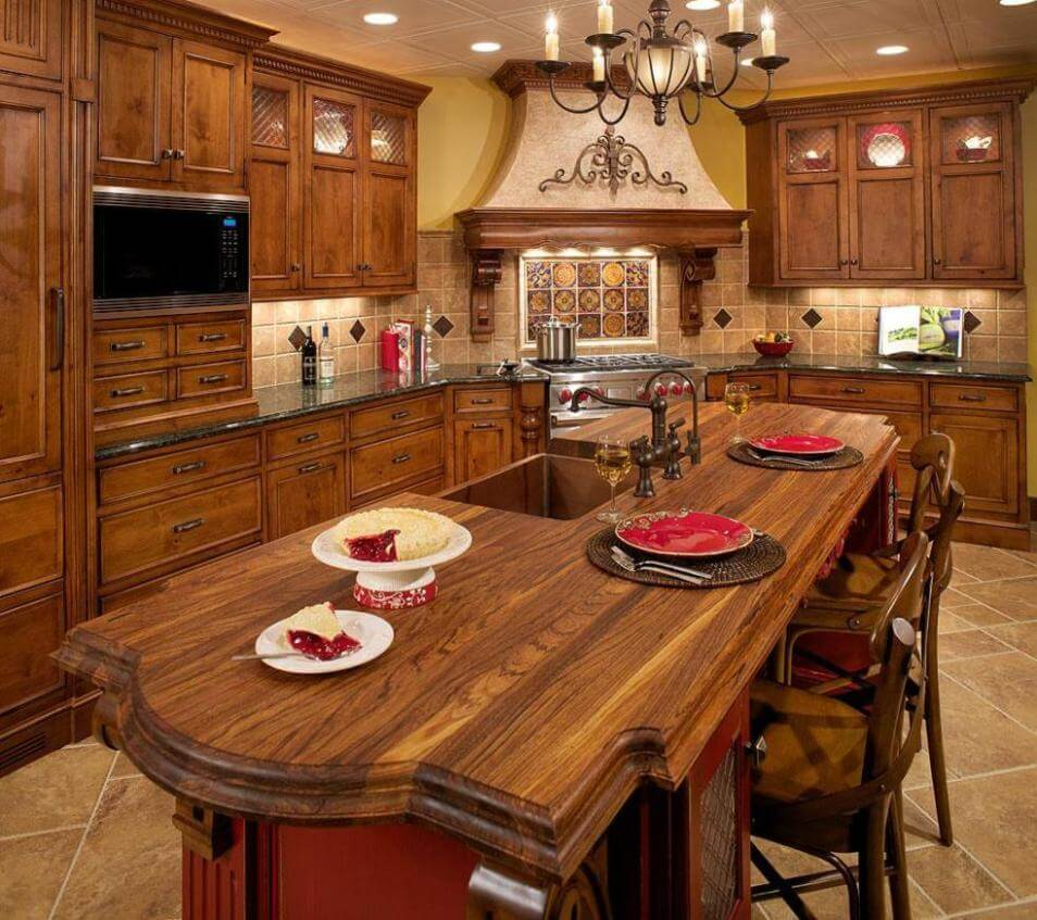 Tuscan Kitchen Decorating Ideas America Underwater Decor Amazing
