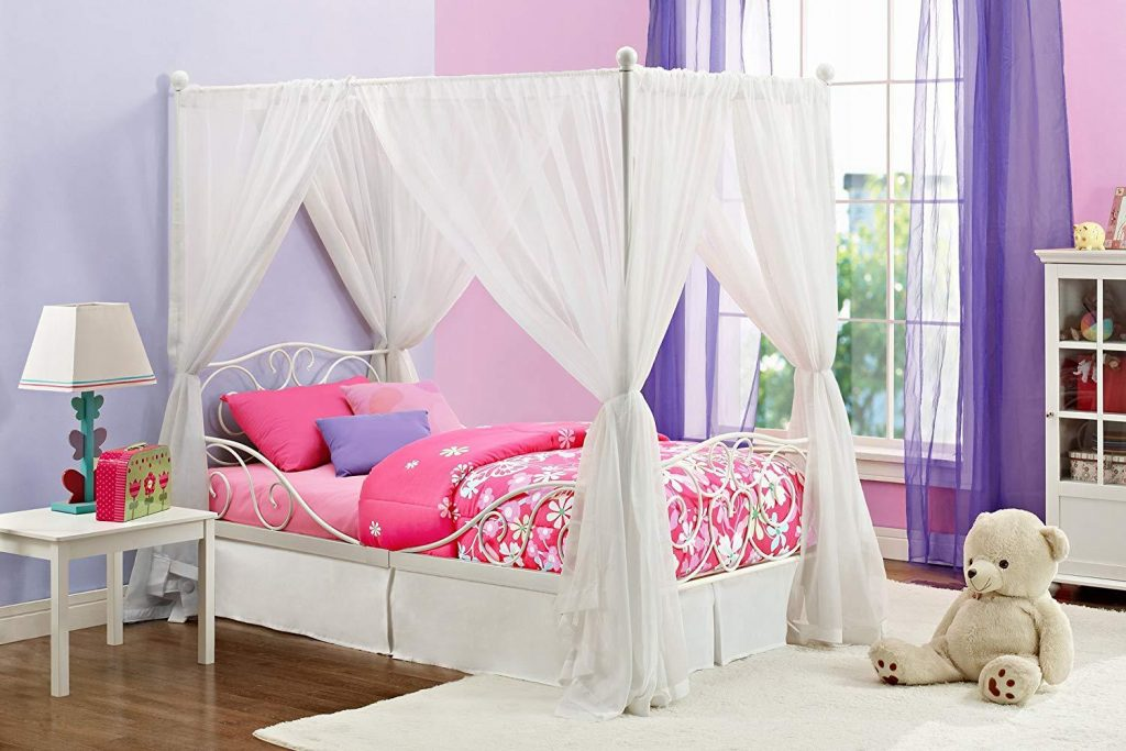 Twin Canopy Bed Curtains Mandy Martin Style Amazing Twin Canopy